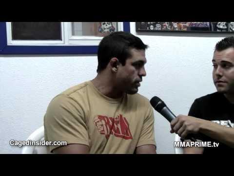 UFC Fighter Vitor Belfort