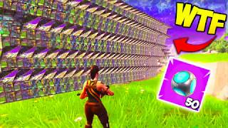 GIANT PORT-A-FORT WALL - Fortnite Funny Fails And WTF Moments 226 Daily Moments