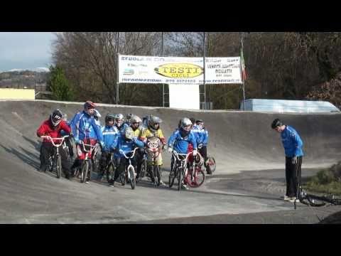 Collegiali Nazionali Italiani BMX Perugia 23 Gennaio 2011