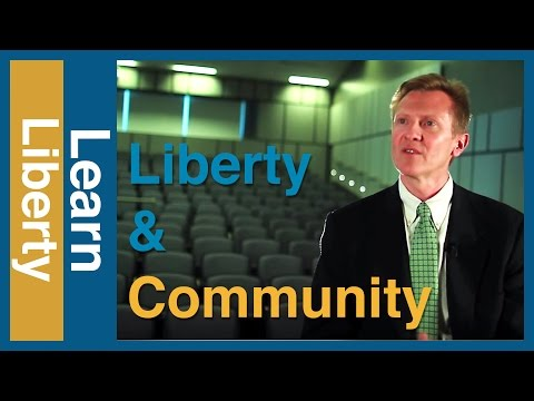 Liberty & Community