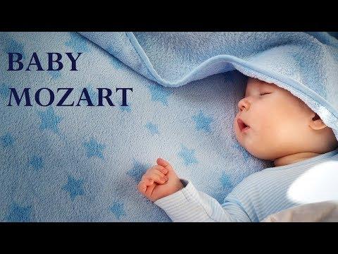 💛 MOZART EFFECT 💛 Douce Berceuse Pour Endormir Bébé Facilement 💛 Sweet Lullaby To Sleep Baby Easily