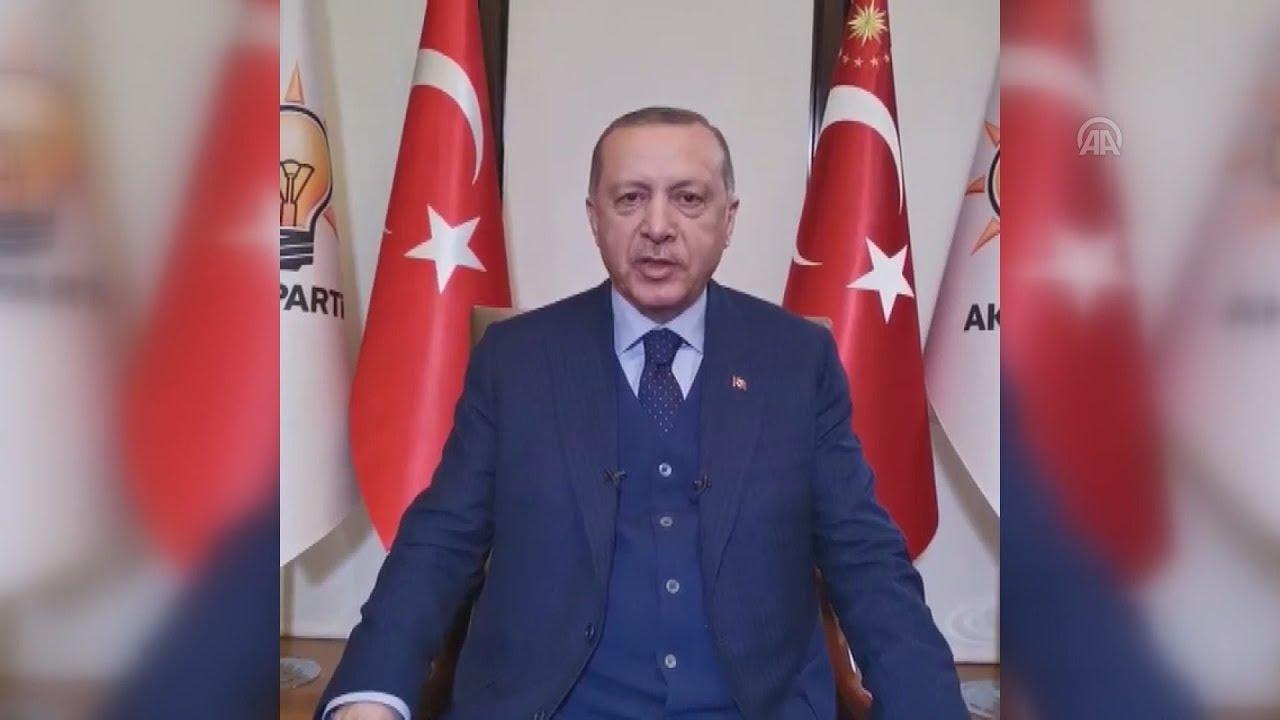 Ευχαριστίες του Τούρκου Πρόεδρου Ρετζέπ Ταγίπ Ερντογάν με αφορμή  τα 65α  γενέθλια του