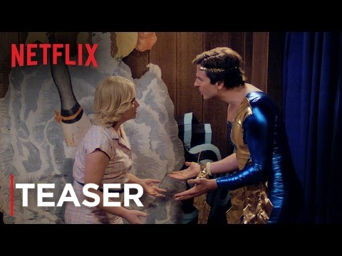 Wet Hot American Summer: First Day of Camp | Breaking Up is Hard To Do [HD] | Netflix