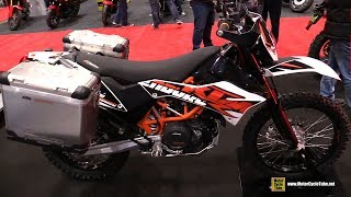 10. 2018 KTM 690 Enduro R - Walkaround - 2018 Toronto Motorcycle Show