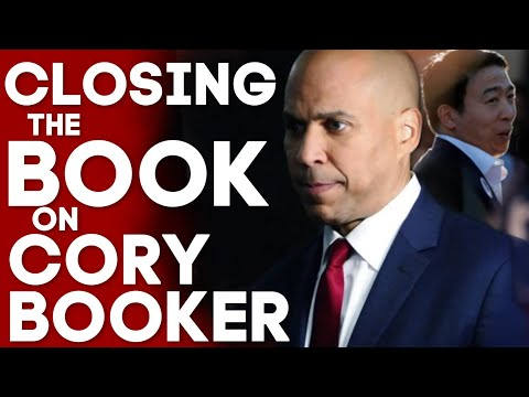 Cory Booker DROPS OUT! & What It Means For The YANG CAMPAIGN...
