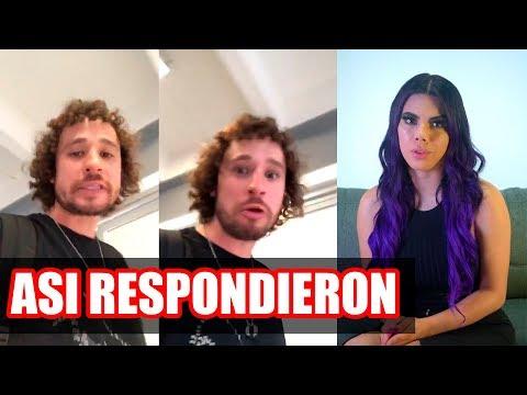 Luisito Comunica y Lizbeth Rodríguez responden sobre la infidelidad