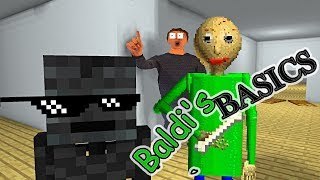 Video Monster School : BALDI'S BASICS CHALLENGE - Minecraft Animation MP3, 3GP, MP4, WEBM, AVI, FLV Agustus 2018