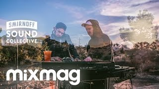 MK and Amtrac - Live @ Mixmag Lab x Rancho V in Joshua Tree 2016