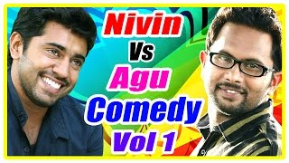 Video Nivin Pauly Vs Aju Varghese Comedy scenes | Vol 1 | Kunchako Boban | Vineeth Sreenivasan | Nazriya MP3, 3GP, MP4, WEBM, AVI, FLV Agustus 2018