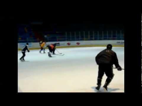 Přátelské utkání v ledním hokeji (No.2)