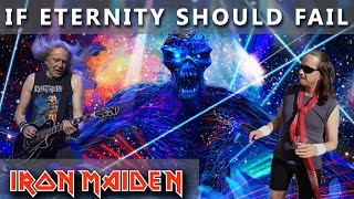 """If Eternity Should Fail - Drum Cover was requested by Merkwuuurdigliebe. Hope you like it!If you like me please subscribe and support► http://bit.ly/MikiMaidenMIKI MAIDEN Equipment: ►Yamaha Drums: Yamaha Beech CustomTom Tom 12""""Tom Tom 13"""" Flor Tom 16""""Snare Drum - Spirit Of Maiden ( Limited Edition ) 14""""Bass Drum pedal - DW 9000Hi- Hat Stand - DW 5000►Remo Drumheads:Bass - Evans eq4 Snare - Front - Remo Cantrolled Sound CoatedSnare - Back - Remo Ambasador Hazy Snare SideTom-Tom & Flor Tom - Front  -  Remo Ambasador X CoatedTom-Tom & Flor Tom  -  Back - Remo Ambasador Ebony►Paiste Cymbals:Hi-Hat - Paiste Signature Reflector Heavy Full Hi-Hat 14""""Ride - Paiste Signature Reflector Bell Ride 22"""" ( Powerslave )Crash - Paiste Signature Reflector Heavy Full Crash 17""""Crash - Paiste Signature Reflector Heavy Full Crash 18""""Crash - Paiste Signature Reflector Heavy Full Crash 19""""Crash - Paiste Signature Reflector Heavy Full Crash 20""""Crash - Paiste Signature Reflector Full Crash 16""""Crash - Paiste RUDE Crash/Ride 17""""China - Paiste Signature Reflector Heavy China 18""""DynaVox custom drum sticks - Blaz McSatler►Sound Recording:Roland - R 26 (6 Channel Digital Field)Microphone - 2x Rode NT 5 - Cardioid Studio CondenserIpod nano (space gray)►Video Recording:1x GoPro Hero 5 Black2x GoPro Hero 4 BlackIron Maiden Drum Cover  Real Drum  Drum Pad  Drum Set  Nicko McBrain  Best Drum CoverSpecial thanks to Wind Orchestra Zelezarjev Ravne for help and support►http://bit.ly/zelezarjiPeace out ☮"""