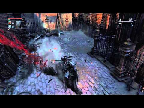 Bloodborne Where To Go After Beating Cleric Beast PS4