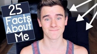 25 Facts About Me   Connor Franta