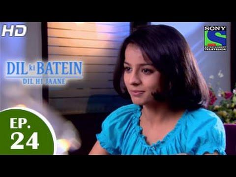 Video Dil Ki Baatein Dil Hi Jaane - दिल की बातें दिल ही जाने - Episode 24 - 30th April 2015 download in MP3, 3GP, MP4, WEBM, AVI, FLV January 2017