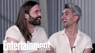 'Queer Eye' Guys Reveal Who They'd Be In Other Famous Fab Fives | Entertainment Weekly