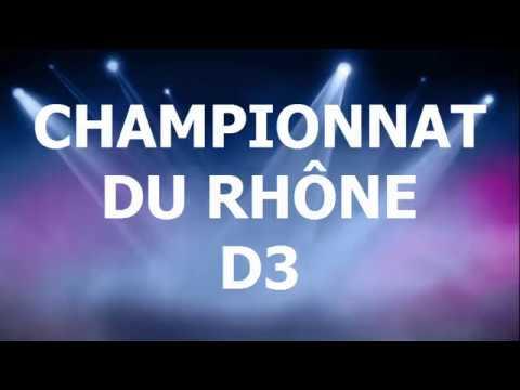U17 - FAVIA AS Rhodanienne vs Chassieu Décines FC - Championnat du Rhône D3 (période 2)