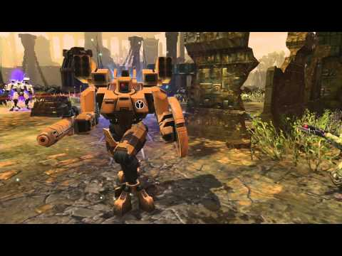 Charge Up Your Lasers: Dawn of War 2 Gets Tau Commander DLC