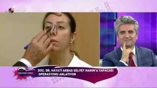 Doç.Dr.Hayati Akbaş-Deniz Akkaya ile Yeniden Ben 3-Beyaz Tv
