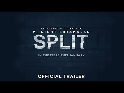 M Night Shyamalan s Split Official Trailer