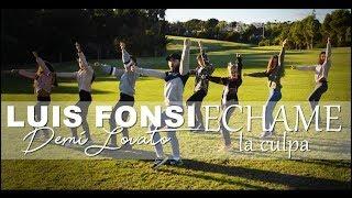 Video Luis Fonsi feat. Demi Lovato - 'Echame La Culpa' Fitness Coreografia | XtianKnowles MP3, 3GP, MP4, WEBM, AVI, FLV Maret 2018
