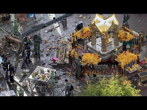 Ταϊλάνδη: Τρεις συλλήψεις για τις βομβιστικές επιθέσεις στη Μπανγκόκ