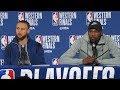 Game 4 | Rockets vs Warriors | 2018 NBA West Finals