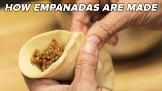 How Empanadas Are Made •Tasty by Tasty