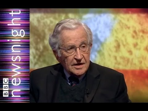 stillgoingstrong - Noam Chomsky is in the UK for a special talk at the British Academy. He dropped by Newsnight to talk to Evan Follow @BBCNewsnight on Twitter https://twitter....