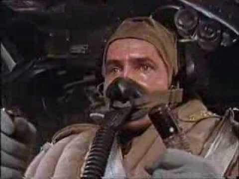 """""""Help Yourselves Everybody -There's No Fighter Escort"""" Battle of Britain movie clip"""