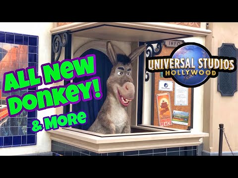 Huge Universal Studios Update   Universal Studios Hollywood (2019)