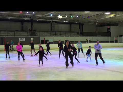 National Dance Day On Ice - Iceoplex Simi Valley