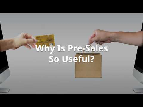 How Improving Pre Sales Activities Can Improve Your Sales Process