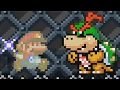 Super Mario Maker - 100 Mario Challenge - Expert Difficulty #11 (видео)
