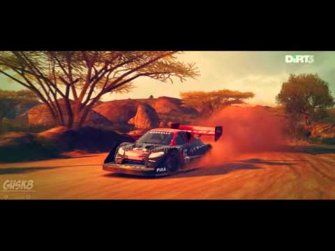 gusk8 - Dirt 3 Codemasters Racing, Rally, Rally Cross Location Kenya, Leopard Rock Car: Monster Sport SX4 Hillclimb Special Carrer Season 3 Video GTX 570 Gamepad x360.