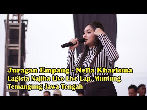 Video Juragan Empang - Nella Kharisma Lagista Najiha Live Lap. Muntung Temangung Jawa Tengah download in MP3, 3GP, MP4, WEBM, AVI, FLV January 2017