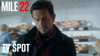Mile 22 | 'Loose' TV Spot | STX Films