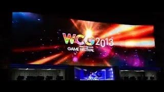 WCG 2013 Highlights! Kunshan, China.