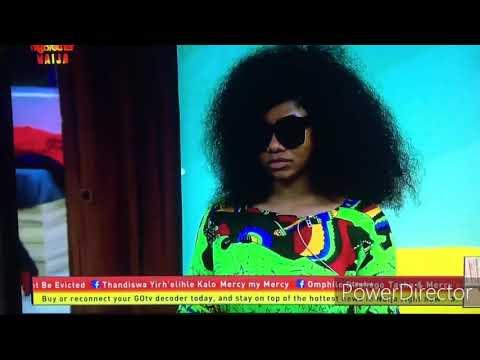 Tacha? Tacha Port Harcourt first daughter BBN has been disqualified!!!!! #BigBrotherNaija#PepperDem