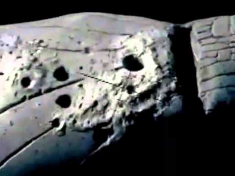 Apollo 20 – Alien Spaceship On The   Moon and Ebe Mona Lisa