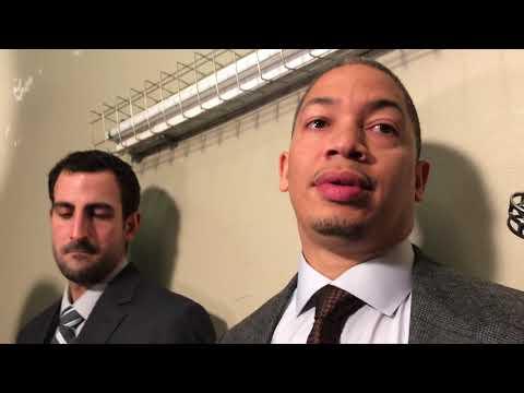 Tyronn Lue questions Cavaliers' agendas