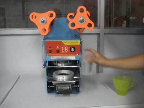 Selladora de vasos automatica - Perfect Seal