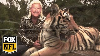 Tiger King: Jimmy Johnson, Terry Bradshaw and Howie Long share thoughts on hit series | FOX NFL by FOX Sports