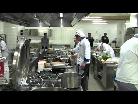 GASTRO 2011 - priprema jela (hotel Meteor)