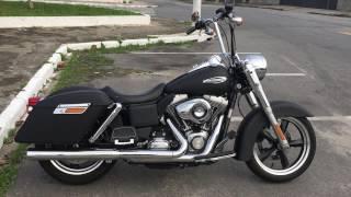 6. Harley Davidson Dyna FLD Switchback