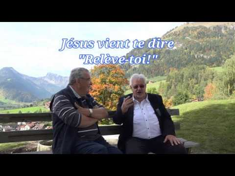 Jean Pierre SORDET /Yves GRAVET : Jésus vient te dire Relève toi