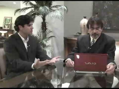 Dr Manoel Emídio Leão entrevista o Dr Mauricio Gama