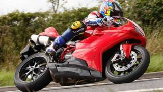 3. Ducati 848 EVO road test