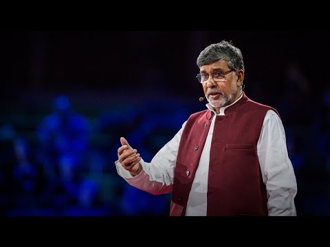 Kailash Satyarthi: How to make peace? Get angry