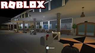 THE BLOXBURG INTERNATIONAL AIRPORT!!! (Roblox Bloxburg)