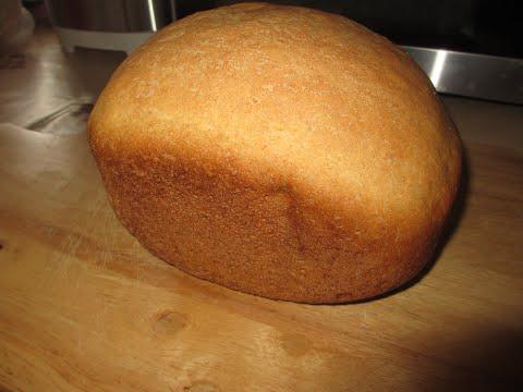видео рецепт белого хлеба